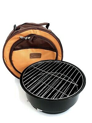 $ CDN34.39 • Buy Foldable Outdoor Camping BBQ Grill With Cooler Bag