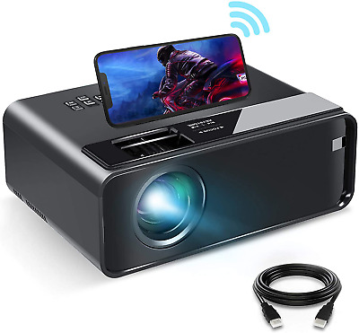 £96.18 • Buy Mini Projector For IPhone And Android.WiFi Movie Projector With Synchronize