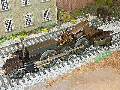 Locomotive Chassis Spares Repair Non Runner R52 Princess Triang Hornby 00 Oo • 4.95£