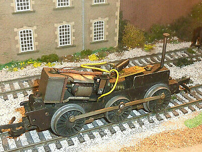 Locomotive Chassis Spares Repair Non Runner R52 Jinty 0-6-0 Triang Hornby 00 Oo • 4.95£