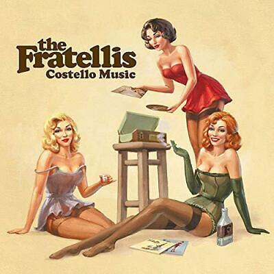 Costello Music [VINYL], The Fratellis, Vinyl, New, FREE & FAST Delivery • 29.61£