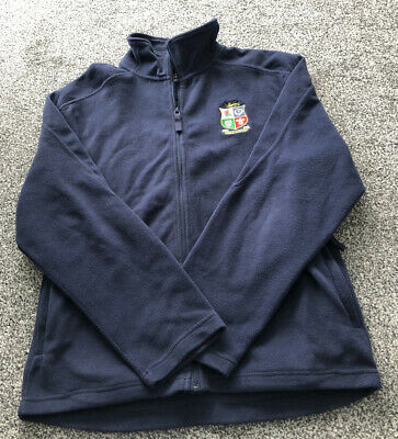 Official British Lions Rugby Union Coat Jacket - Adults Men's Size Small S • 15£