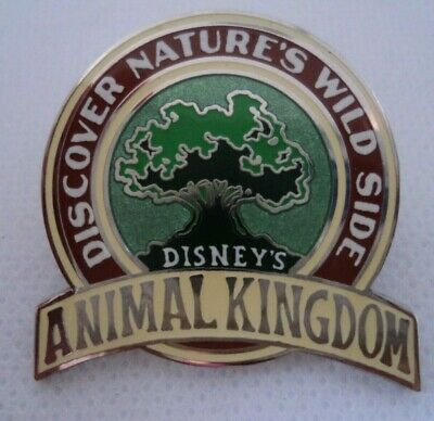 WDW Annual Passholder Exclusive World Of Wonderment Animal Kingdom Pin 2010 • 5.95£