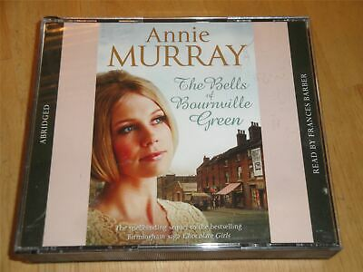 Annie Murray – The Bells Of Bournville Green  3 X CD Audiobook • 5.99£