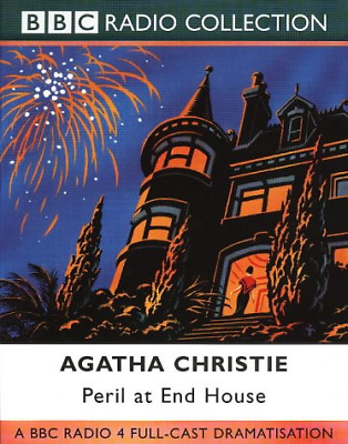 Peril At End House (BBC Radio Collection), Agatha Christie, Good Condition Book, • 5.10£