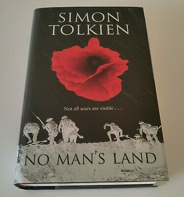£46.02 • Buy NO MAN'S LAND By Simon Tolkien - Signed Limited Edition