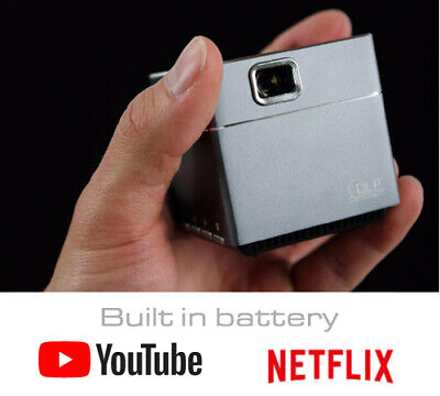 AU350 • Buy Mini Projector - Wireless/Android/Netflix Built In