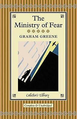 The Ministry Of Fear (Collectors Library), Greene, Graham, Good Condition Book,  • 6.08£