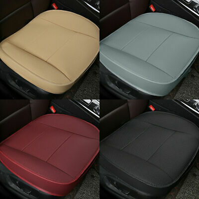 $ CDN24.13 • Buy Auto Car Front Seat Cover Breathable PU Leather Chair Cushion Protector Pad Mats