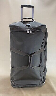 """$ CDN304.42 • Buy Preowned Dakota By Tumi 30"""" Upright Exp Wheeled Soft Duffle Collapsible Luggage"""