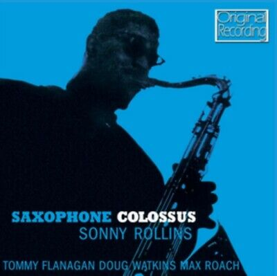 £4.49 • Buy Sonny Rollins - Saxophone Colossus - CD (NEW & SEALED)