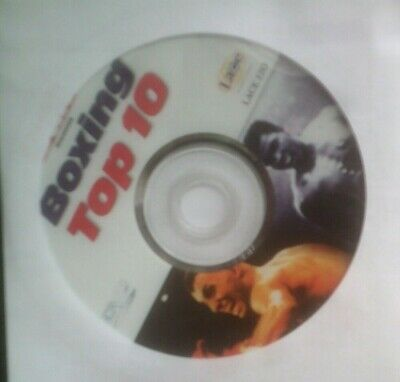 £0.99 • Buy Boxing Top 10*dvd*boxers*sport***disc Only***
