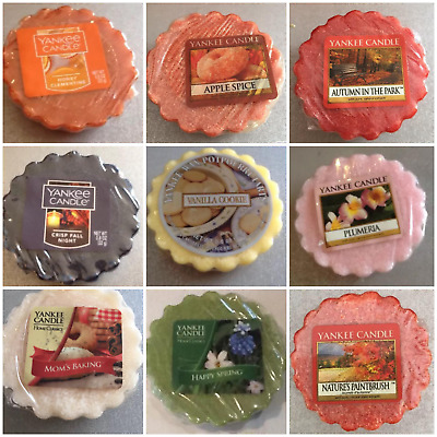 Yankee Candle USA/UK Rare Retired Tarts Loads Available Check Out This Listing • 4.50£
