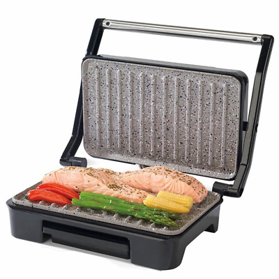 £30.80 • Buy Salter Grey Marble Collection Health Grill And Panini Maker EK2009 UK