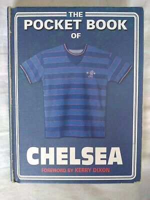 £5 • Buy The Pocket Book Of Chelsea