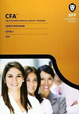 £7.15 • Buy CFA Level 1: Question Bank, BPP Learning Media, Good Condition Book, ISBN 147271