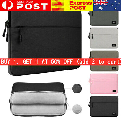 AU21.49 • Buy Waterproof Laptop Bag Sleeve Case Notebook Cover For MacBook HP Dell Lenovo~ AU