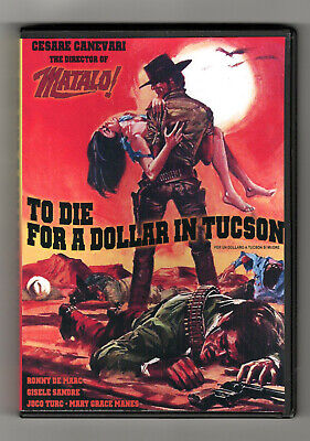 £13.53 • Buy TO DIE FOR A DOLLAR IN TUCSON (1964) Spaghetti Western From Director Of MATALO