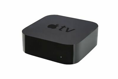 AU199.39 • Buy Apple TV MR912B/A 4th Generation Media Streamer 1080p HD 32GB A1625 No Remote