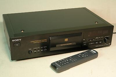 Sony CDP-XB920E QS Compact Disc Player Audiophile CD Player Black Fixed Pick-Up • 249.95£