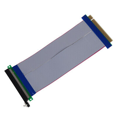 AU8.90 • Buy PCI-E Express 16X Riser Card Extender Extension Cable Ribbon Flex Z1C5