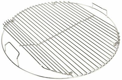 $ CDN33.82 • Buy Weber 18.5  Kette Charcoal Grill STAINLESS STEEL Hinged Cooking Grate
