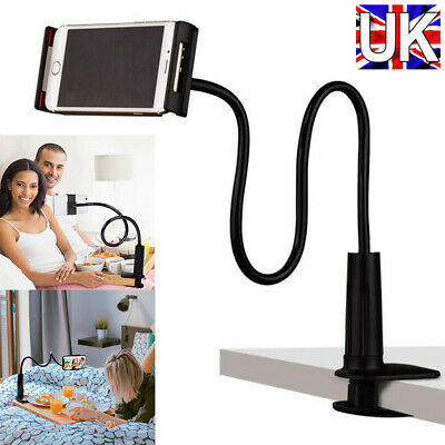 £7.59 • Buy 360º Lazy Bed Gooseneck Desk Mount Stand Holder For IPad Iphone Android Tablet