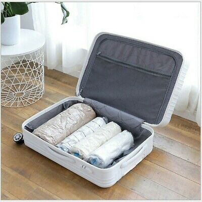 £1.99 • Buy 1 Strong Vacuum Storage Bags Roll Up Space Saving Bag Travel Luggage Bag 35*25cm