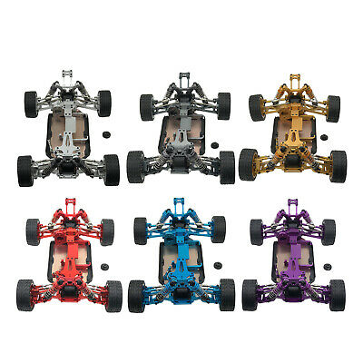 $ CDN209.68 • Buy WLtoys 144001 RC Car Body Frame 1/14 Scale 4WD Buggy Chassis Assembled Set