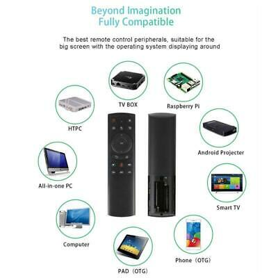 AU12.63 • Buy G20S Gyro Smart Voice Remote Control IR Learning 2.4G Wireless Fly Air Mouse