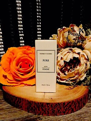 FM 10 Pure Collection Federico Mahora Perfume For Women 50ml UK • 12£