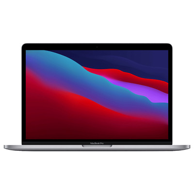 """View Details Apple MacBook Pro 13.3"""" Laptop M1 Chip 8GB 256GB SSD Space Gray MYD82LL/A 2020 • 1,049.00$"""