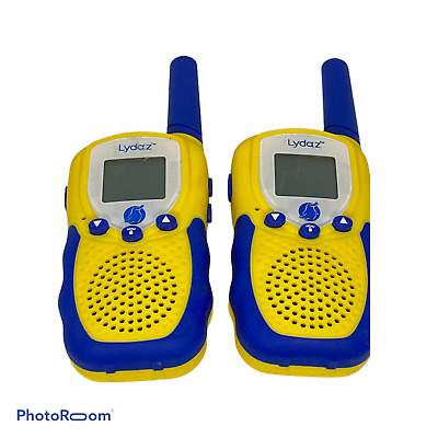 $ CDN16.13 • Buy 💕 Lydaz Walkie Talkies For Kids, 22 Channels 2 Way Radio 3 Miles Range Long
