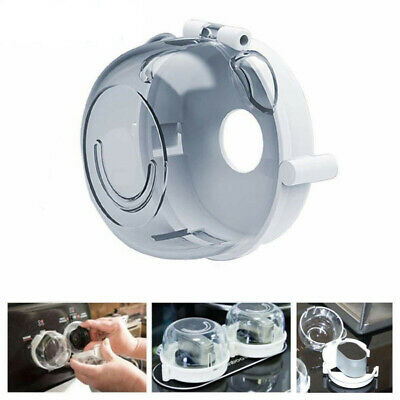 £7.56 • Buy Child Baby Safety Guard Lock Kitchen Cooker Gas Oven Stove Knob Cover Shield UK