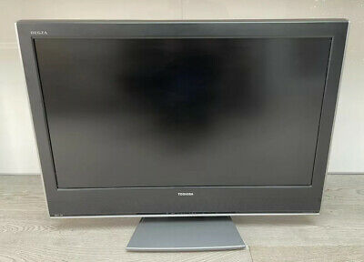 "37"" TOSHIBA Regza LCD Television 720p HD Ready (37WLT66s) - With Remote Control • 50£"