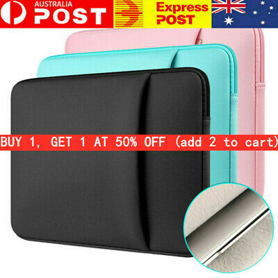 AU15.19 • Buy Laptop Sleeve Carry Case Cover Bag For MacBook Air/Pro 11/13/15 Inch Bag