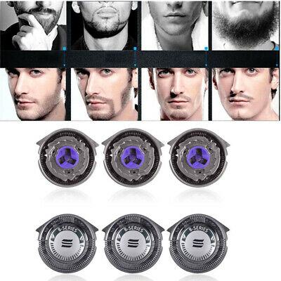 $ CDN8.89 • Buy 3pcs Replacement Heads Fits Philips Norelco HQ8 HQ8894 HQ7160 Shavers
