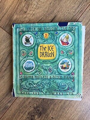 The Ice Dragon The Saga Of Noggin The Nog Oliver Postgate And Peter Firmin  • 19.99£
