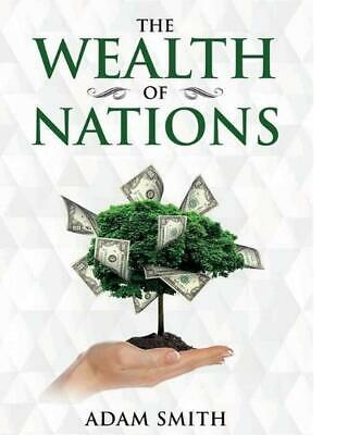 AU58.58 • Buy Wealth Of Nations By Adam Smith (English) Paperback Book Free Shipping!