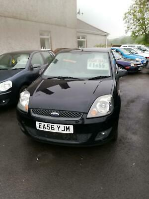 Ford Fiesta 1.25 Zetec Climate 5 Dr • 1,495£
