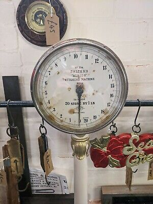 Salter Doctors Style Mechanical Bathroom Weighing Scales Classic Vintage /retro  • 375£