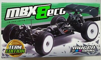 Mugen Seiki 1/8 Scale Electric 4WD Racing Buggy MBX8 Eco Team Edition E2026 • 472.06£