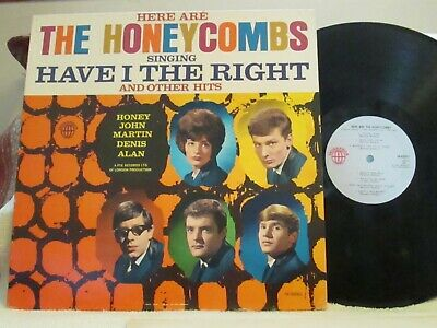 £35.40 • Buy The Honeycombs Have I The Right Original 1964 Mono Brit-pop-beat Interphon Ex+