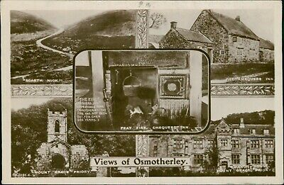 £6.78 • Buy Osmotherley Multi-view 1915,  J.Forsyth, Ormesby Road  Middlesborough     D4/830