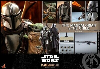 $ CDN472.97 • Buy Hot Toys 1:6 TMS014 Star Wars The Mandalorian & The Child Collection Toy Presale