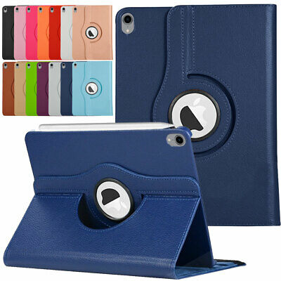 AU16.19 • Buy For Apple IPad Pro 12.9  11  2020 2018 Leather Rugged Stand Rotating Case Cover
