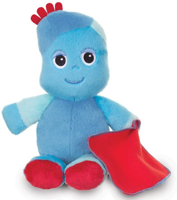 In The Night Garden Snuggly Singing Iggle Piggle Soft Toy, 29cm • 20.64£