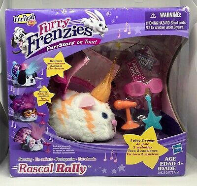 £18.21 • Buy FurReal Friends Furry Frenzies FurrStars On Tour Rascal Rally Ages 4+ NEW
