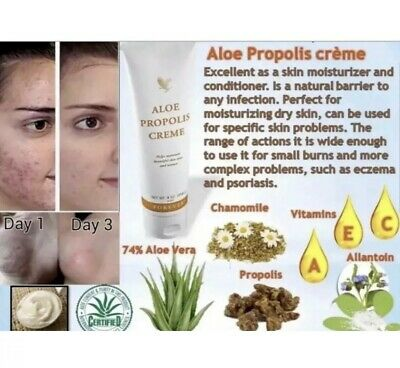 £13.99 • Buy Forever Living Authentic Aloe Propolis Cream 113g New High Quality