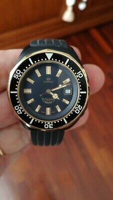 $ CDN792.09 • Buy Squale Berios 500m Pvd Automatic Vintage